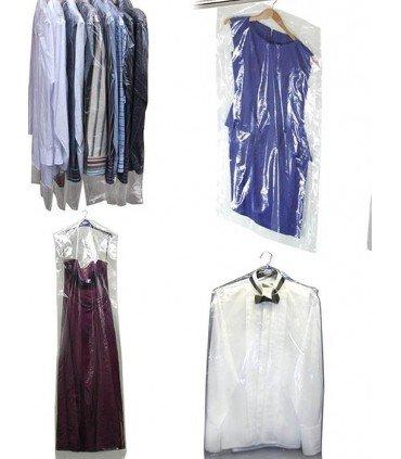 Plastic bag, Hanger 60cm x 120cm