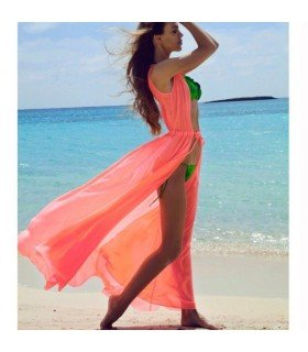 About Bathing Suit Chiffon