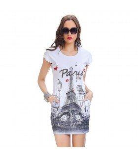 Vestido Sport PARIS Con Piedras