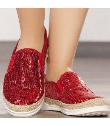 Zapato de Lentejuelas