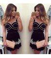 Dress Elegant Ruffle Skirt