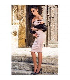 Dress Elegant Off-The-Shoulder