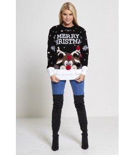 Jersey MERRY CHRISTMAS