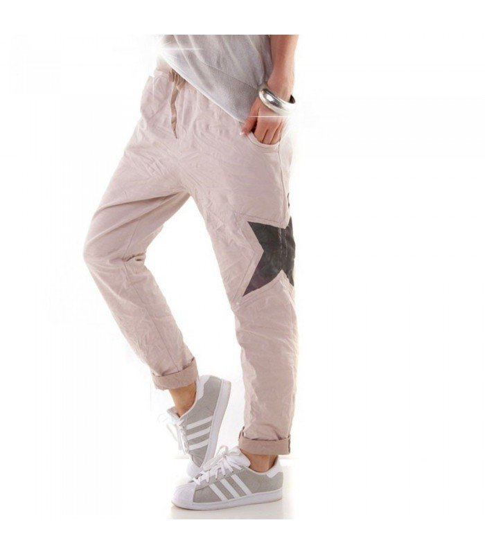 Long Pants Star Side
