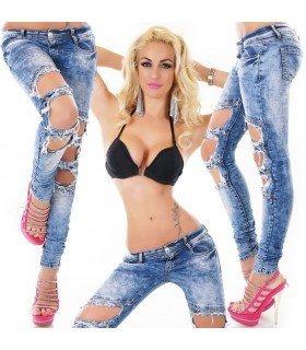 Jeans Long Push Up Razdago