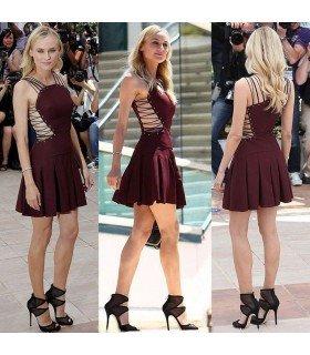Dress Antelina Pleated Skirt