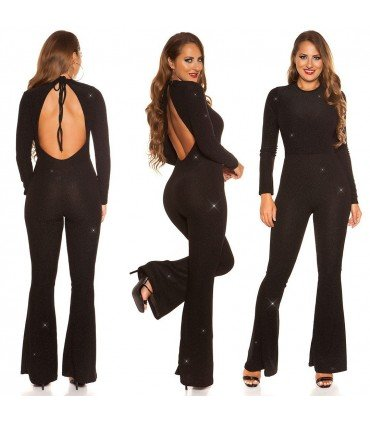 Jumpsuit Long Brightness, Long Sleeve
