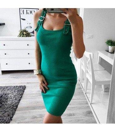 Vestido Corto Canale