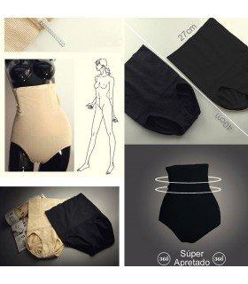 Strip Gearbox Panties High Waist
