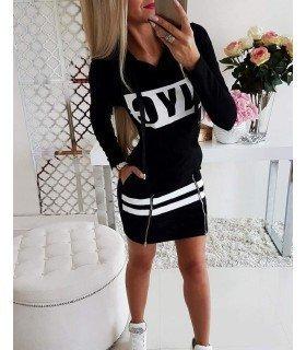 Dress Sport Long Sleeve NYC