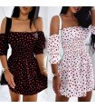 Print Dress Chiffon