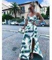 Dress Long Tropical