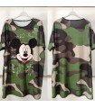 Dress Short Mickey Mouse